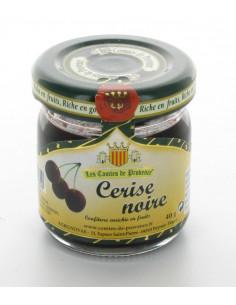 Confiture de Cerise Noire 40g