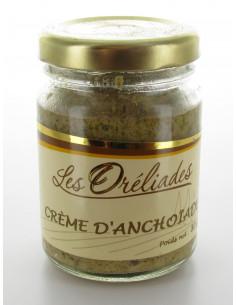 Crème d'anchoïade 80g