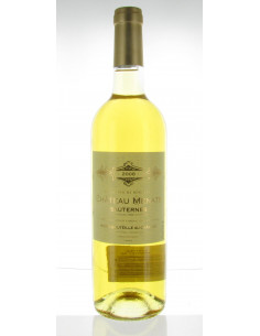 Chateau Menate Sauternes 2008 750 ml
