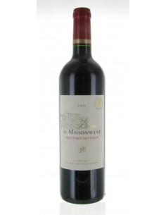 Domaine de Maisonneuve St-Emilion 750 ml