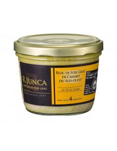 Foie Gras de Canard bloc 180g
