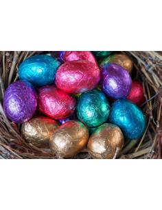 Œufs de Pâques pralinés...